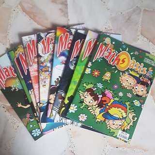 educational math oasis magazine