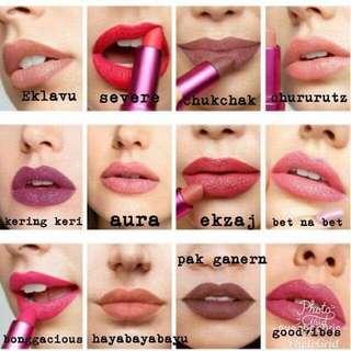 ViCe Cosmetics Matte Lipstick