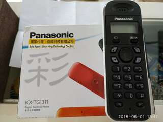 Panasonic wireless phone無綫电话