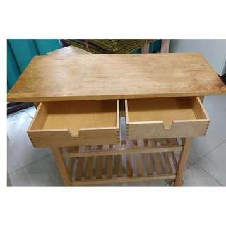 工作木桌【日式二手店 大和堂】
