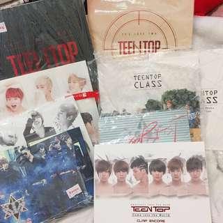 🚚 Teen Top 專輯 可議價