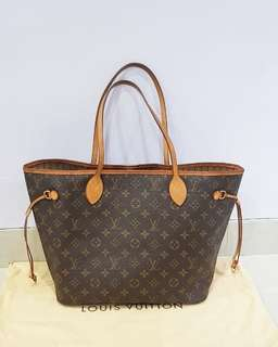2007 LV Neverfull mono sz mm comes with dustbag