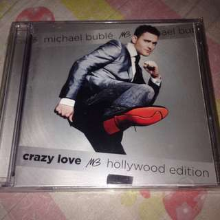 Michael Bublé - Crazy Love Hollywood Edition album