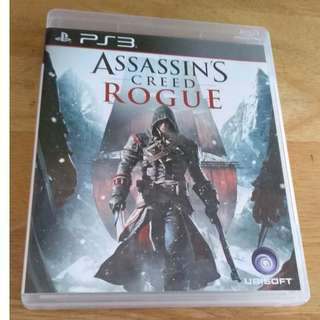 [PS3] Assassin's Creed Rogue - Pre-owned