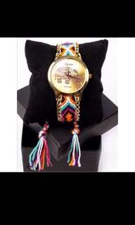 Vintage boho watch