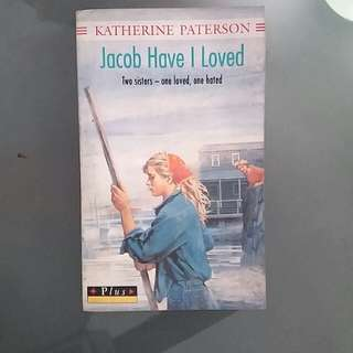 Jacob have i loved by Katherine Patterson