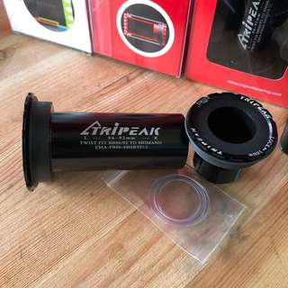 New: Tripeak BB86/92 bottom bracket