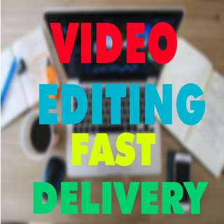 Epic Video Editing & Post Production Service