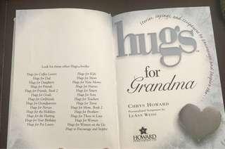 Hugs for Grandma by Chrys Howard