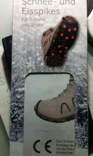 Snow spikes size 37-39