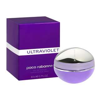 PACO RABANNE ULTRAVIOLET EDP FOR WOMEN