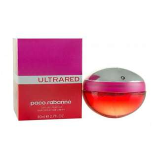 PACO RABANNE ULTRARED EDP FOR WOMEN