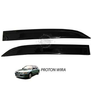 PROTON WIRA CAR DOOR VISOR (SMALL)