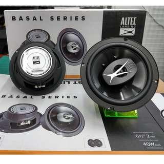 (包安裝)ALTEC AL-BX652 套裝 同軸喇叭 6.5吋