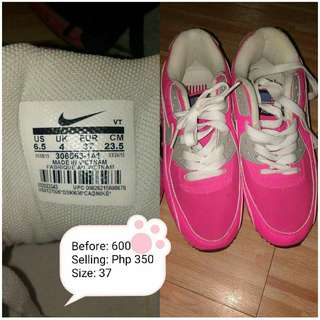 ♥Nike shoes size 37