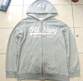 Zipper hoodie old navy abu misty