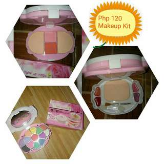 ♥Makeup kit Complete
