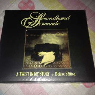 Secondhand Serenade - A Twist In My Story (deluxe edition) album