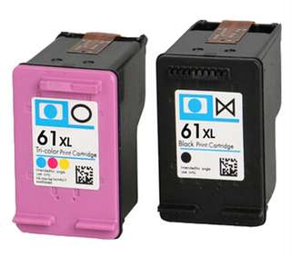 HP 61 XL Ink Cartridges