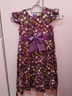 Dress Japanese cotton