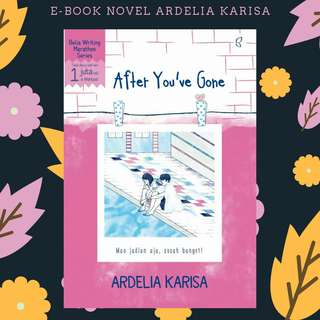 EBOOK PDF NOVEL AFTER YOU'VE GONE