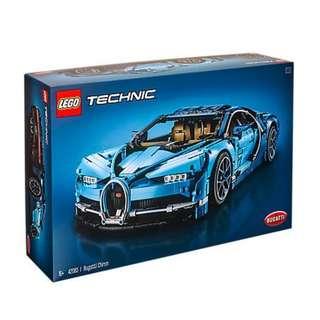 42083 LEGO Technic Bugatti Chiron [-]