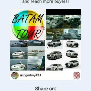 BATAM FERRY + FREE MPV 7 SEATER