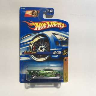 Preloved HotWheels