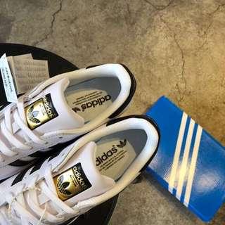 愛迪達 Adidas 三葉草金標貝單頭 38碼 23.5cm us6.5