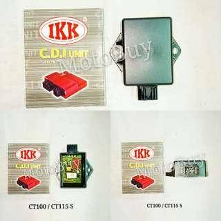 CT110 / CT115 CDI UNIT ( NO CUT OFF )