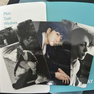 【WTT】WINNER EVERYD4Y PHOTOCARD