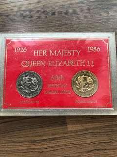 S136 - Her Majesty Queen Elizabeth Medals