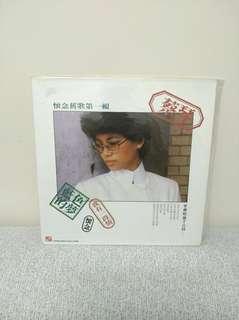 83年 蔡琴懷念舊歌第一輯lp黑膠唱片