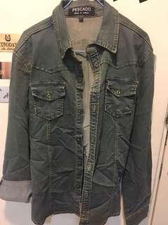 🚚 [全新]牛仔丹寧外套