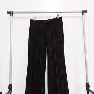 Semi highwaist wide leg pants