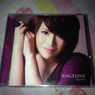 Angeline Quinto self titled album