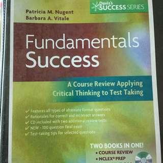 Nursing Fundamentals Success NLE NCLEX