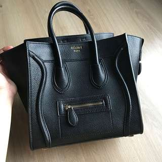 Celine Mircro Luggage