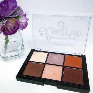 Nyx Lid Lingerie Eyeshadow Palette