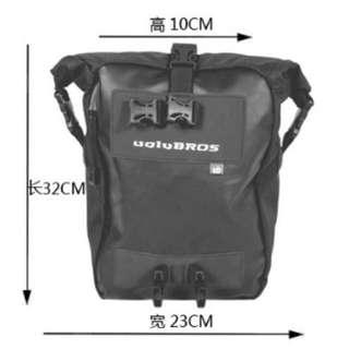 Restock uglybros rear tail dry bag waterproof