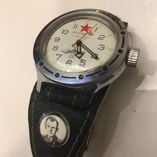 蘇聯軍錶 (中古)Military watch