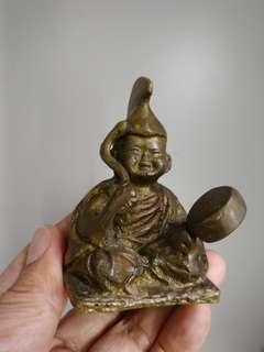 小喇嘛銅像