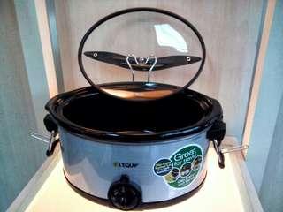 L'equip Waterproof slow cooker