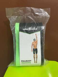 Brand new Madwave Pullbuoy training