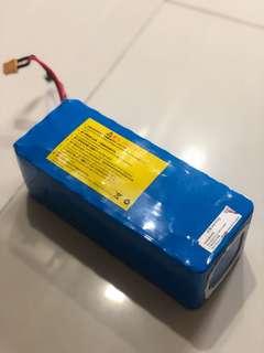 DYU Stock Battery