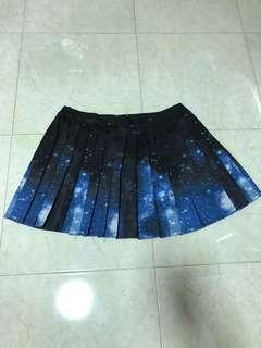Galaxy skirt ( plus size )