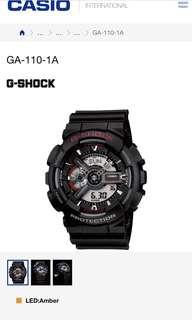 100% Authentic G-Shock