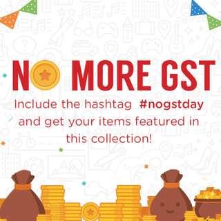 No GST Day