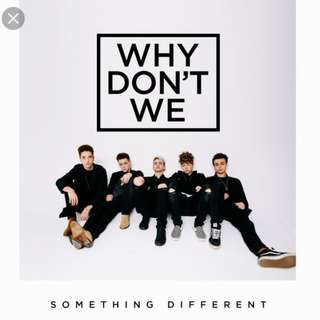 [instock] why dont we mini poster