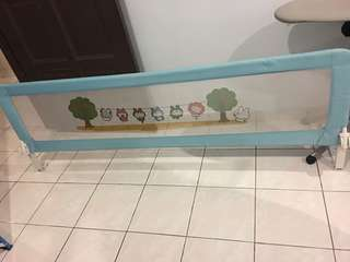 Baby Bed Safety Guard Rail